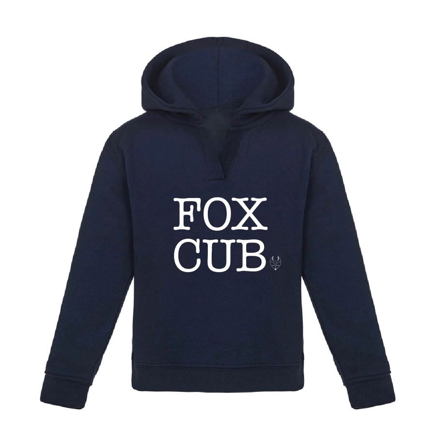 Fox Cub Hoody NAVY