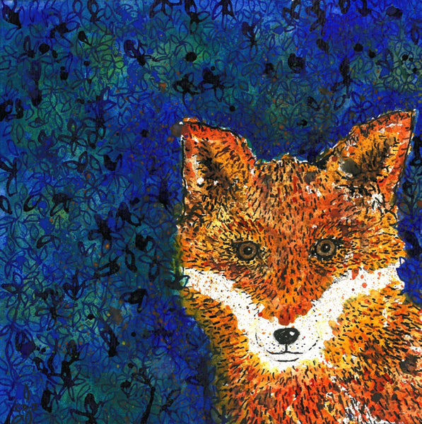 Fox Print Limited Edition