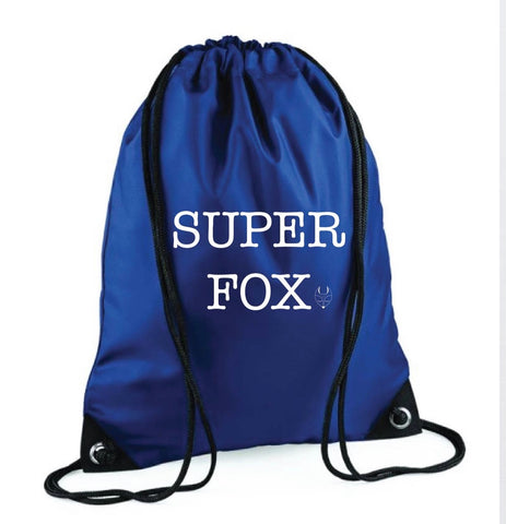 Super Fox Gym Bag
