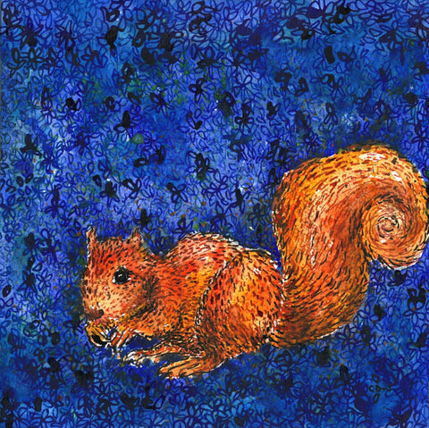 Squirrel Print Limited Edition