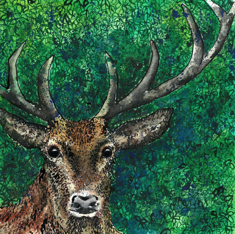 Stag Print Limited Edition