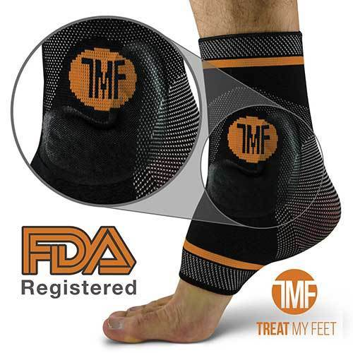 Copper Ankle Brace