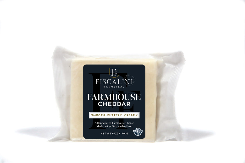 Farmhouse Cheddar 6oz