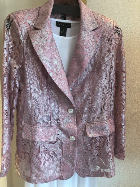 Berek.  Lace Jacket