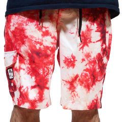 Clovis Board Short | Red