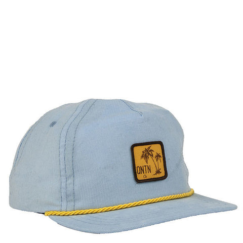 Dodge Relaxed Crown Trucker - Lt Blue