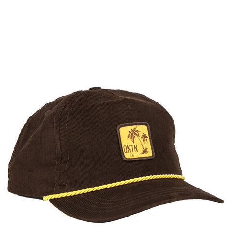 Dodge Relaxed Crown Trucker - Brown