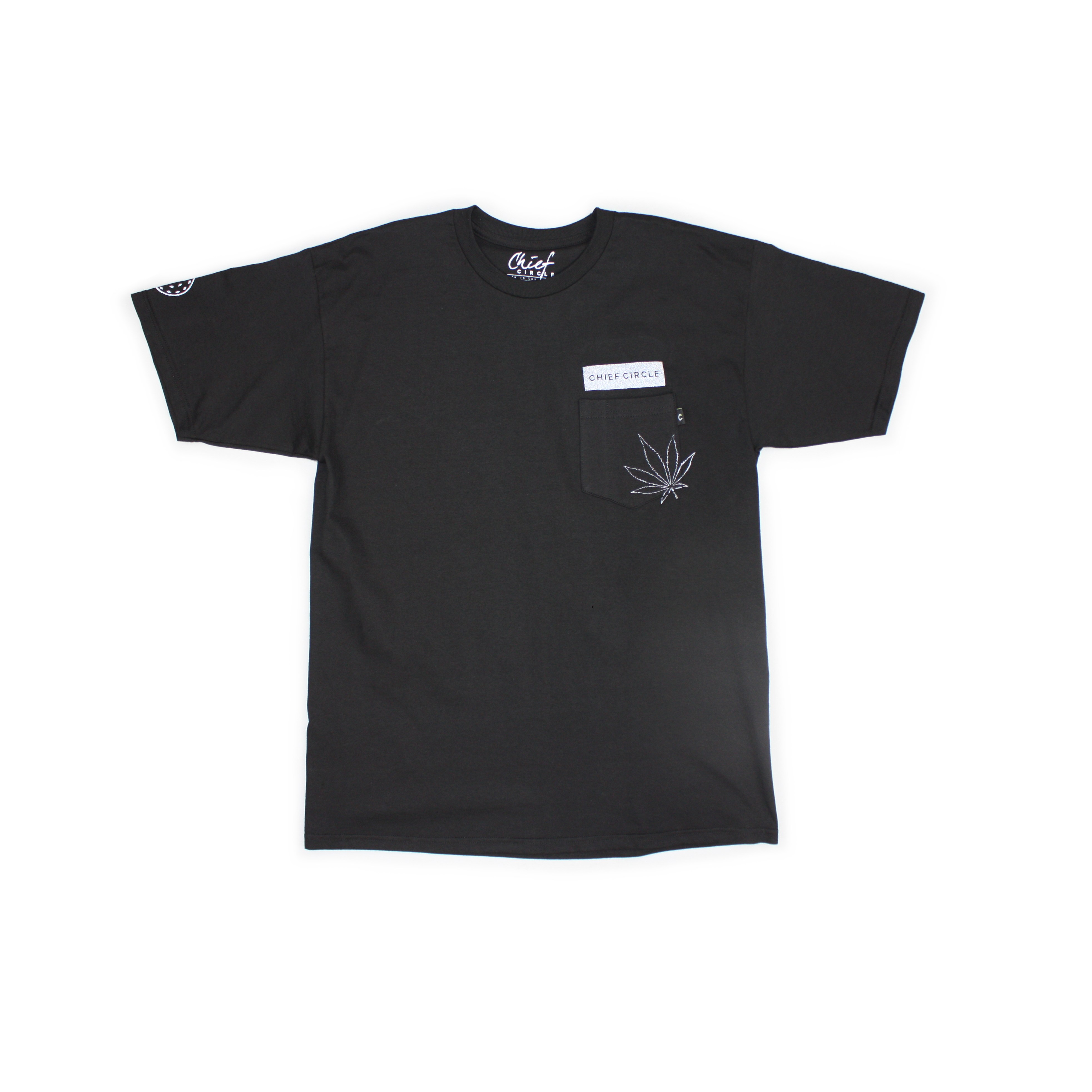 Chief Circle Pocket Tee