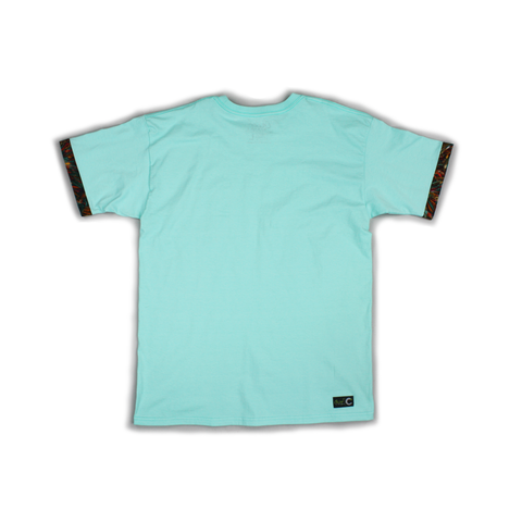 ABSTRACT POCKET TEE