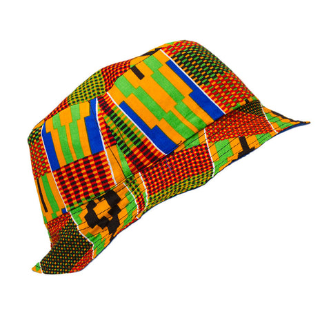 8 Bit Reversible Bucket Hat