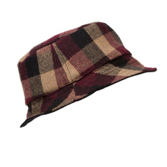 Crow Reversible Bucket Hat