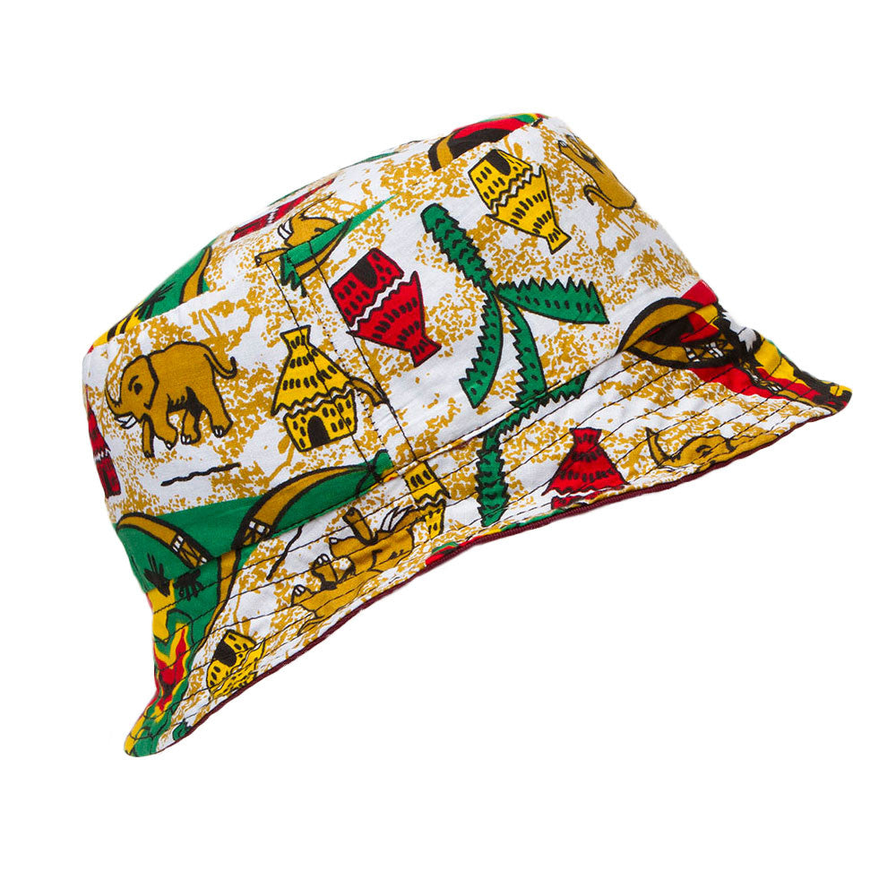 Tribe Reversible Bucket Hat