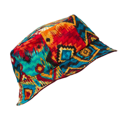 Picasso Reversible Bucket Hat