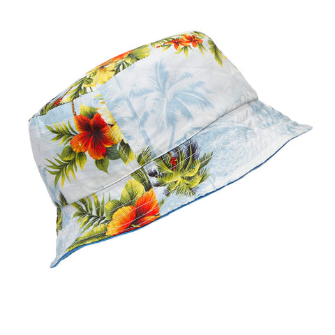 Paradise Reversible Bucket Hat