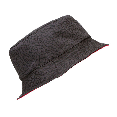 Red Elephant Reversible Bucket Hat