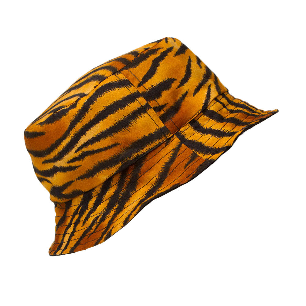 Tiger Reversible Bucket Hat