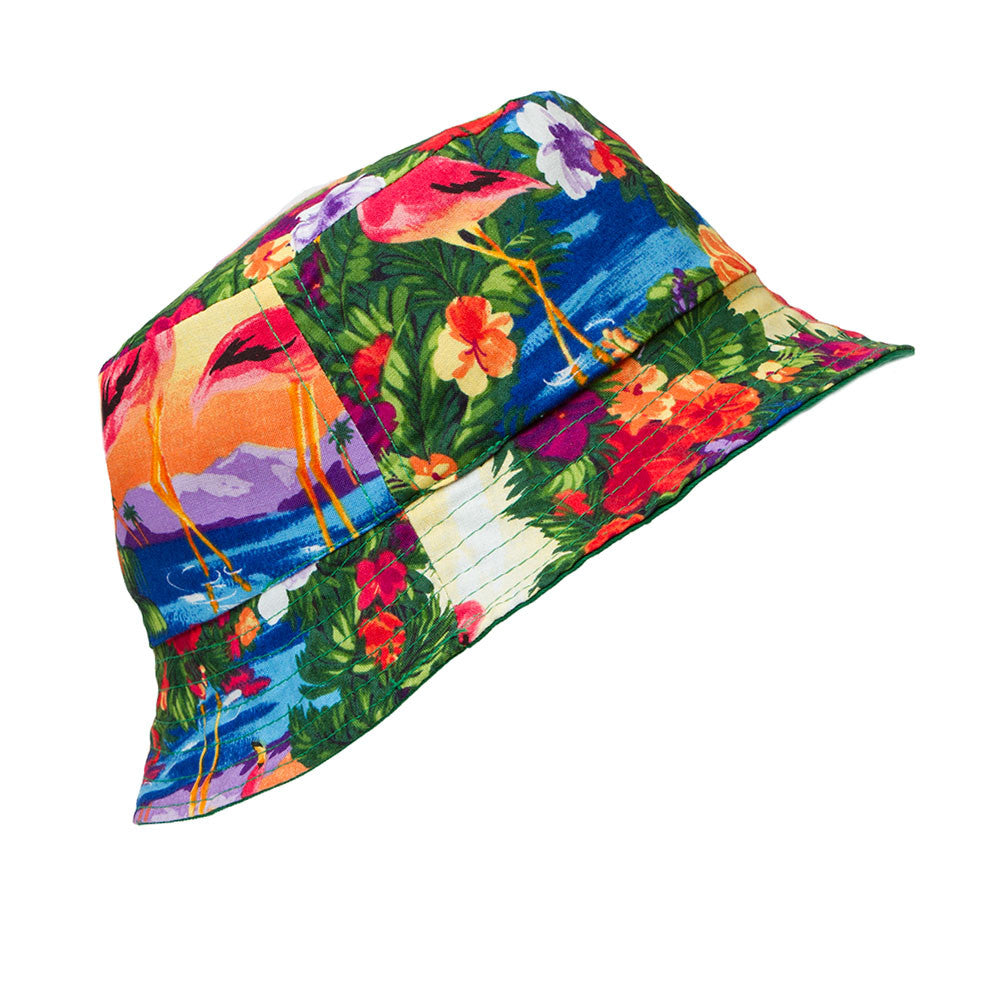 Sunset Reversible Bucket Hat