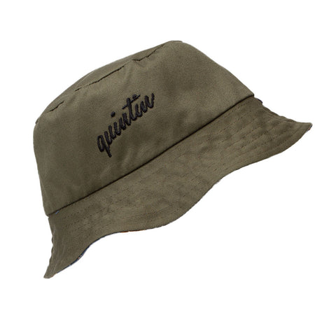Camping Reversible Bucket Hat