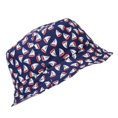 Sailing Reversible Bucket Hat