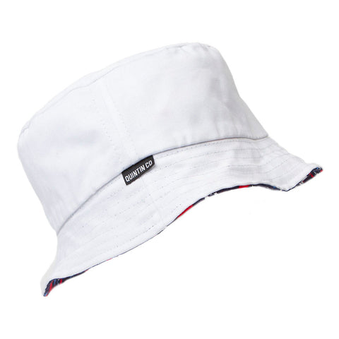 RWB Stars Reversible Bucket Hat