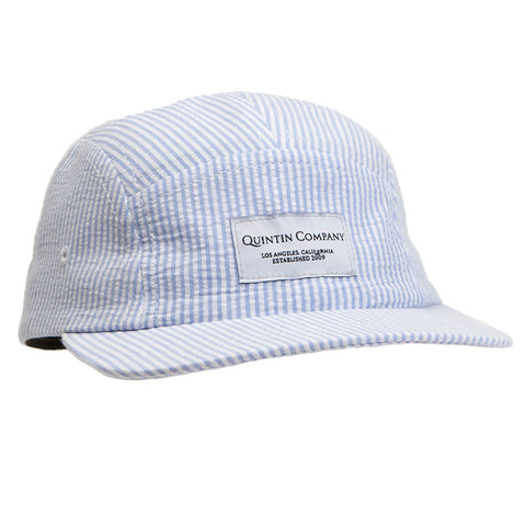 5 Panel | Baby Blue Stripes