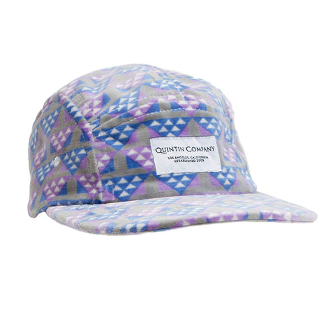 5 Panel | Soft Aztec Blue