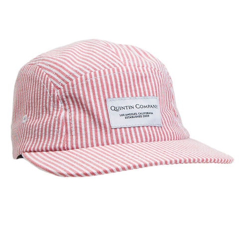 5 Panel | Red Stripes