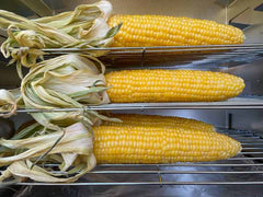 Smoked Mexican Corn on the Cob