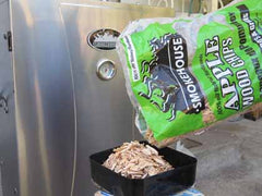 Smokehouse Smoker and Wood Chips