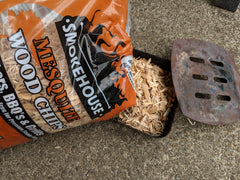 Smokehouse Mesquite Wood Chips