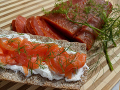 Best salmon lox recipe ever