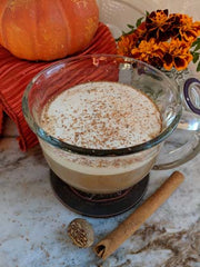 Smoked Pumpkin Spice Latte