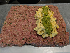 Smoked Stuffed Meatloaf Recipe