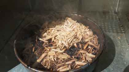 Smokehouse Wood Chips for Smoking