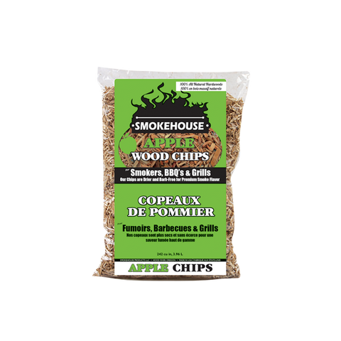 Smokehouse Apple Wood Chips