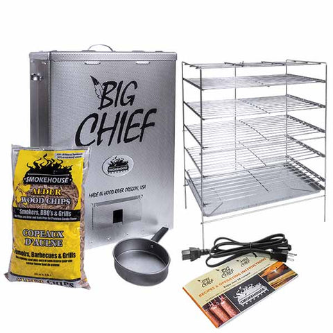 Big Chief Top Load Electric Smoker
