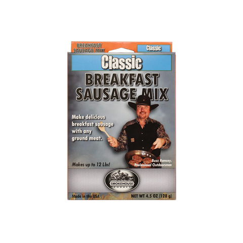 Classic Breakfast Sausage Mix