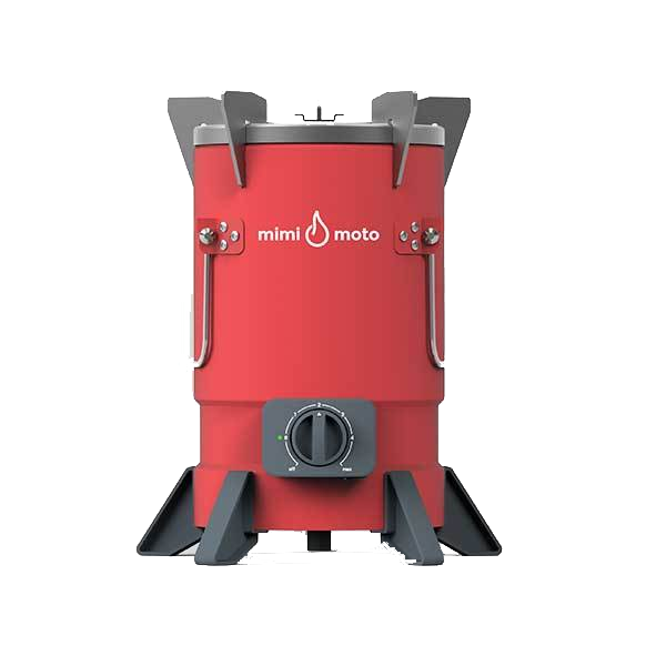 Mimi Moto Ultimate Wood-Fired Cookstove