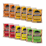 Wood Chunks Variety Pack - 12 Pack