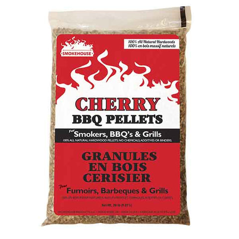 Smokehouse Cherry BBQ Pellets