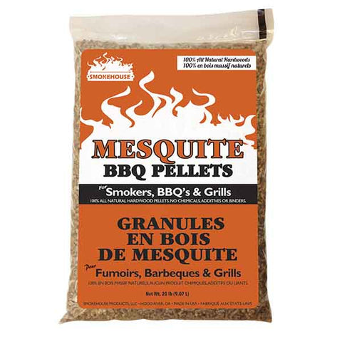Smokehouse Products Cherry Wood Bbq Pellets