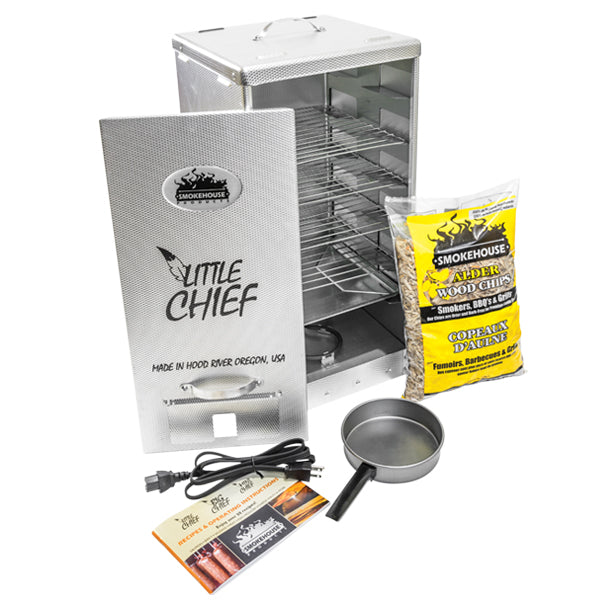 Little Chief Front Load Electric Smoker