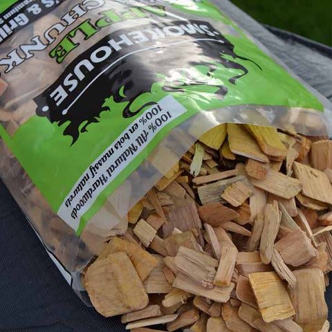 Smokehouse Apple Wood Chunks