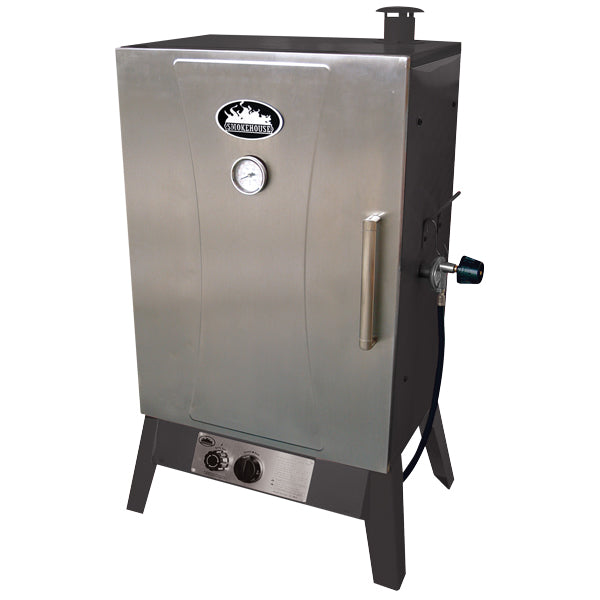 Smokehouse Products Wide Propane Gas Smoker Grill