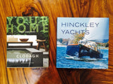 Books That Inspire:  Your Home & Hinckley Yachts
