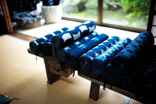 Japan Blues; Indigo Artisans