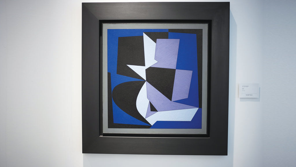 Art Miami, Artist Victor Vasarely