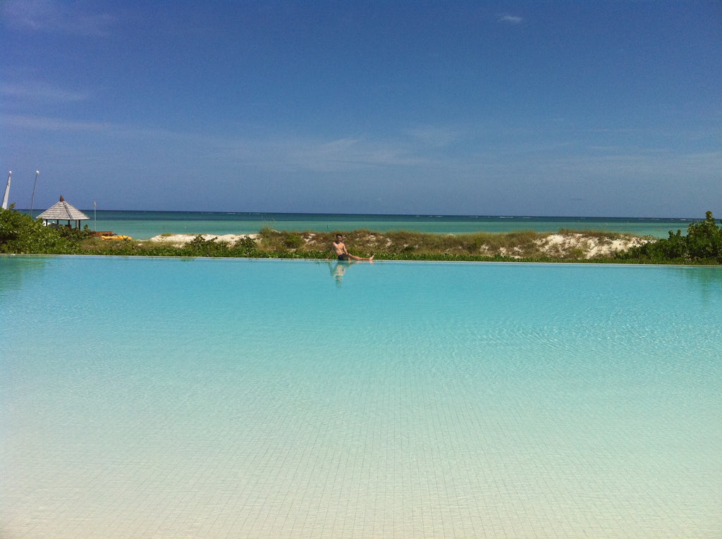 Parrot Cay Turks & Caicos Pool