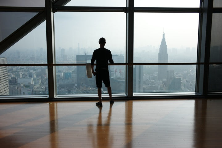 Park Hyatt Tokyo - Gym with a View