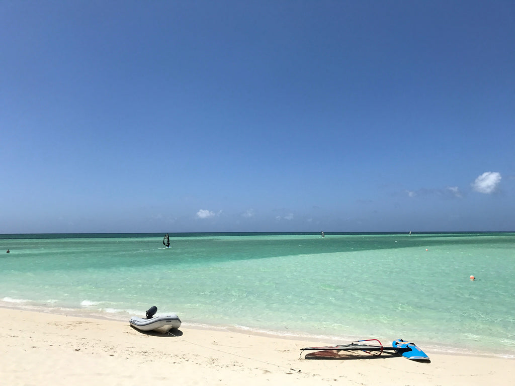 Parrot Cay Turks & Caicos Beach Water Sports